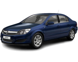 Opel Astra III (H) 2004 - 2011 седан