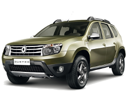 Renault Duster I 2010 - 2015